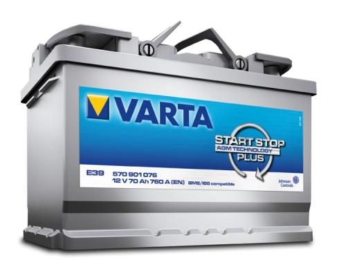 VARTA START STOP PLUS 12V95 AH AKÜ