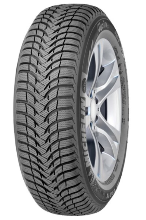215/55R16 93H MICHELIN ALPIN A4 GRNX