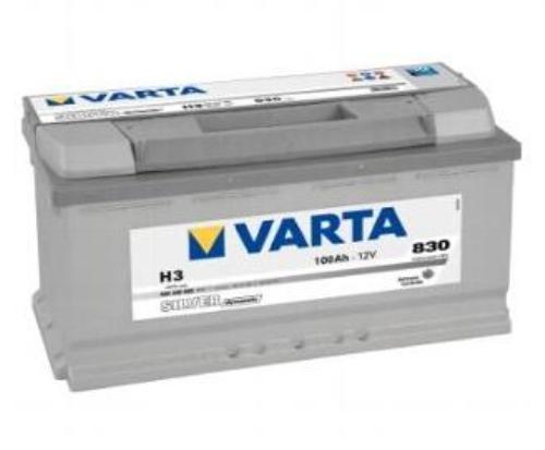 12V100 VARTA 830 EN H3 AKÜ