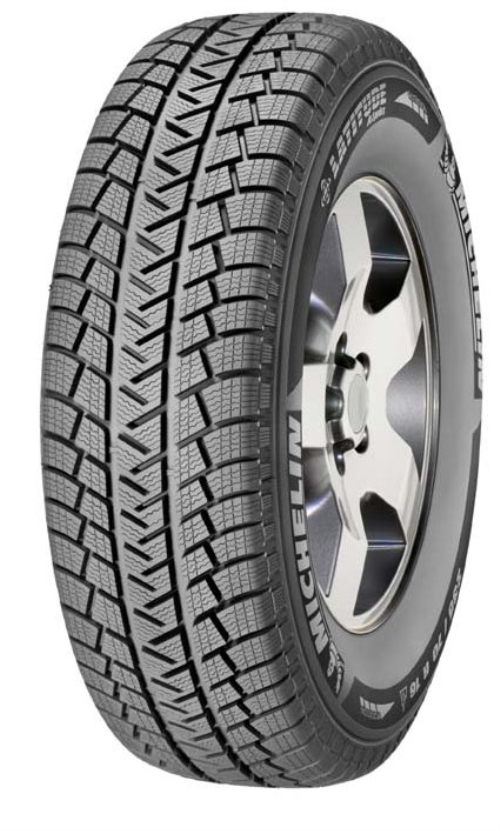 225/55R18 98H MICHELIN LATITUDE ALPIN GRNX