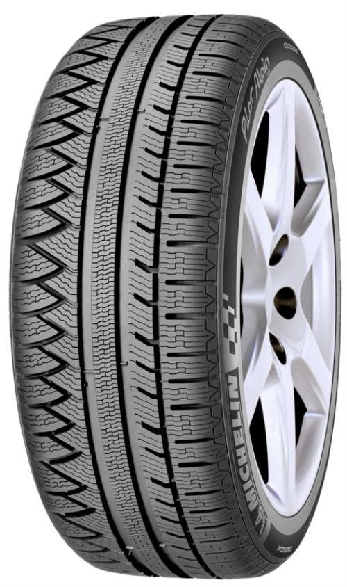 MICHELIN 195/45R16 80H ALPIN PA3 GRNX