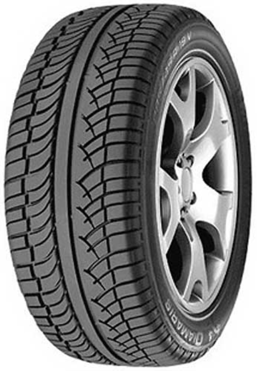 275/55R19 111V 4X4 MICHELIN DIAMARIS