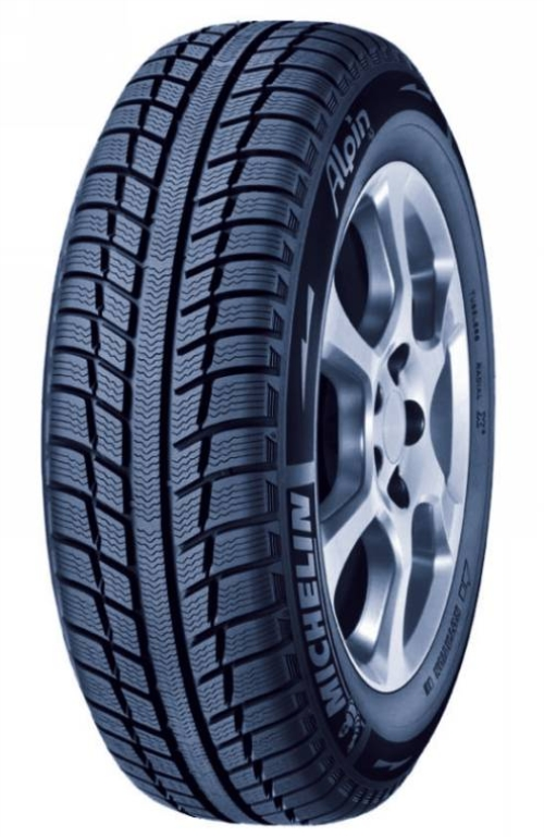 185/55R15 82T MICHELIN ALPIN A3 GRNX