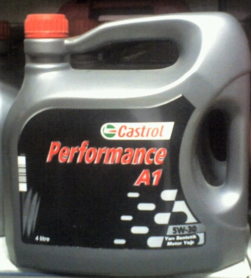 5W30 CASTROL PERFORMANCE A1 4LT